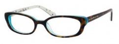 Kate Spade Berget Eyeglasses Eyeglasses - 0JEY Tortoise Aqua