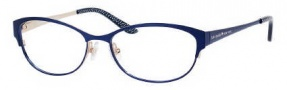 Kate Spade Camelot Eyeglasses Eyeglasses - 0DL9 Satin Midnight