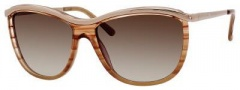 Kate Spade Domina/S Sunglasses Sunglasses - 0EUF Rose Gold / Blush (Y6 Brown Gradient Lens)