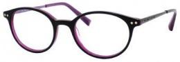Kate Spade Cosette Eyeglasses Eyeglasses - 01C1 Black Violet