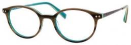 Kate Spade Cosette Eyeglasses Eyeglasses - 0JUR Horn Turquoise