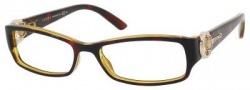 Gucci GG 3553 Eyeglasses Eyeglasses - 0UOO Chocolate Havana