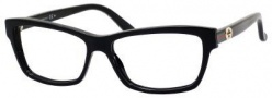 Gucci GG 3562 Eyeglasses Eyeglasses - 0807 Black