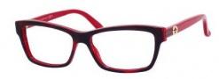 Gucci GG 3562 Eyeglasses Eyeglasses - 0L9C Havana Red