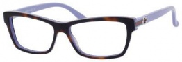 Gucci GG 3562 Eyeglasses Eyeglasses - 0L9K Havana Violet