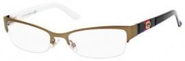 Gucci GG 4213 Eyeglasses Eyeglasses - 05L3 Brown Gold
