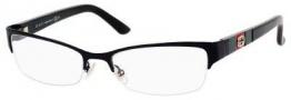 Gucci GG 4213 Eyeglasses Eyeglasses - 0GB5 Shiny Black