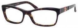 Gucci 3542 Eyeglasses Eyeglasses - 0GAZ Dark Havana