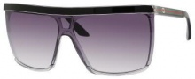 Gucci 3554/S Sunglasses Sunglasses - 0KR7 Gray (9C Dark Gray Gradient Lens)