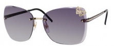 Gucci 4217/S Sunglasses Sunglasses - 0DZ0 Gold (EU Gray Gradient Lens)