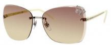 Gucci 4217/S Sunglasses Sunglasses - 0KU2 Palladium / Yellow (CL Ltbrwon Gradient Lens)