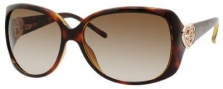 Gucci 3548/S Sunglasses Sunglasses - 05C0 Havana (CC Brown Gradient Lens)