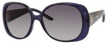 Gucci 3536/S Sunglasses Sunglasses - 05E9 Dark Blue (SX Dark Grasy Shaded Lens)