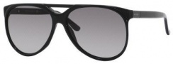 Gucci 3501/S Sunglasses Sunglasses - 0807 Black (EU Gray Gradient Lens)