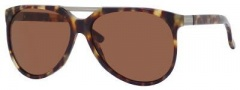 Gucci 3501/S Sunglasses Sunglasses - 04GX Havana (8U Dark Brown Lens)