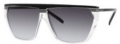 Gucci 3505/S Sunglasses Sunglasses - 0WOW Black Crystal (PT Gray Gradient Lens)