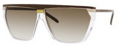 Gucci 3505/S Sunglasses Sunglasses - 0WPK Brown Crystal (DB Brown Gray Gradient Lens)