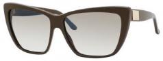Gucci 3513/S Sunglasses Sunglasses - 0QJ9 Winter Leather F (LI Brown Gradient Lens)