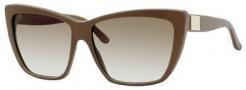 Gucci 3513/S Sunglasses Sunglasses - 0OZX Pale Khaki (HM Brown Gradient Lens)