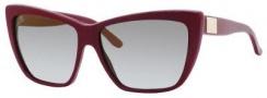 Gucci 3513/S Sunglasses Sunglasses - 0OX2 Cherry Gold (KD Gray Gradient Lens)