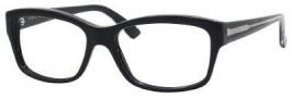 Gucci GG 3205 Eyeglasses Eyeglasses - 0Y6C Black Crystal