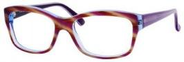 Gucci GG 3205 Eyeglasses Eyeglasses - 0U9I Brown Violet