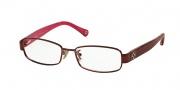 Coach HC5001 Eyeglasses Taryn Eyeglasses - 9022 Burgundy
