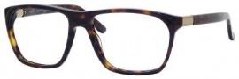 Gucci 1005 Eyeglasses Eyeglasses - 0086 Dark Havana