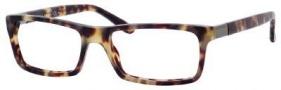 Gucci 1006 Eyeglasses Eyeglasses - 04GX Havana