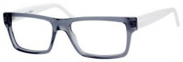 Gucci GG 1022 Eyeglasses Eyeglasses - 0L17 Blue White