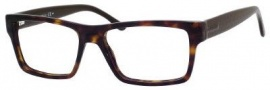 Gucci GG 1022 Eyeglasses Eyeglasses - 0BNS Dark Havana