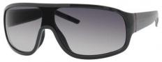 Gucci 1011/S Sunglasses Sunglasses - 0BOM Gray Semi Shiny (BD Dark Gray Gradient Lens)