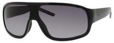 Gucci 1011/S Sunglasses Sunglasses - 0D28 Shiny Black (EU Gray Gradient Lens)