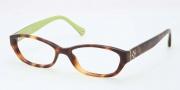 Coach HC6002 Eyeglasses Cecilia  Eyeglasses - 5052 Tortoise