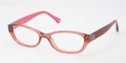 Coach HC6002 Eyeglasses Cecilia  Eyeglasses - 5054 Burgundy