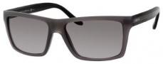 Gucci 1013/S Sunglasses Sunglasses - 054S Semi Matte Gray (EU Gray Gradient Lens)