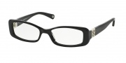 Coach HC6006B Eyeglasses Savannah Eyeglasses - 5002 Black