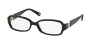 Coach HC6007B Eyeglasses Gloria  Eyeglasses - 5002 Black