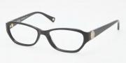 Coach HC6009 Eyeglasses Violet Eyeglasses - 5002 Black