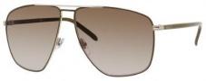 Gucci 2213/S Sunglasses Sunglasses - 0ADA Khaki (CC Brown Gradient Lens)
