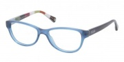 Coach HC6012A Eyeglasses Dakota Eyeglasses - 5028 Blue