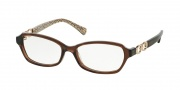 Coach HC6017 Eyeglasses Vanessa Eyeglasses - 5059 Brown