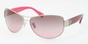 Coach HC7001 Sunglasses Taylor  Sunglasses - 900714 Gold Burgundy / Brown Gradient Pink