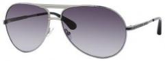 Marc by Marc Jacobs MMJ 278/S Sunglasses Sunglasses - 06LB Ruthenium (JJ Gray Gradient Lens)
