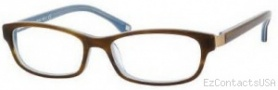 Nine West 437 Eyeglasses Eyeglasses - 0FM1 Blonde Tortoise Blue