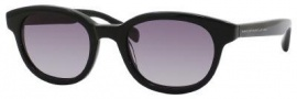 Marc by Marc Jacobs MMJ 279/S Sunglasses Sunglasses - 0807 Black