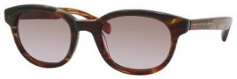 Marc by Marc Jacobs MMJ 279/S Sunglasses Sunglasses - 09RH Havana Beige (02 Brown Gradient Lens)