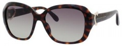 Marc by Marc Jacobs MMJ 306/S Sunglasses Sunglasses - 0791 Havana (HA Brown Gradient Lens)
