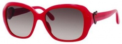 Marc by Marc Jacobs MMJ 306/S Sunglasses Sunglasses - 07YH Red (HA Brown Gradient Lens)