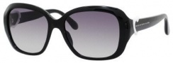 Marc by Marc Jacobs MMJ 306/S Sunglasses Sunglasses - 0D28 Shiny Black (EU Gray Gradient Lens)